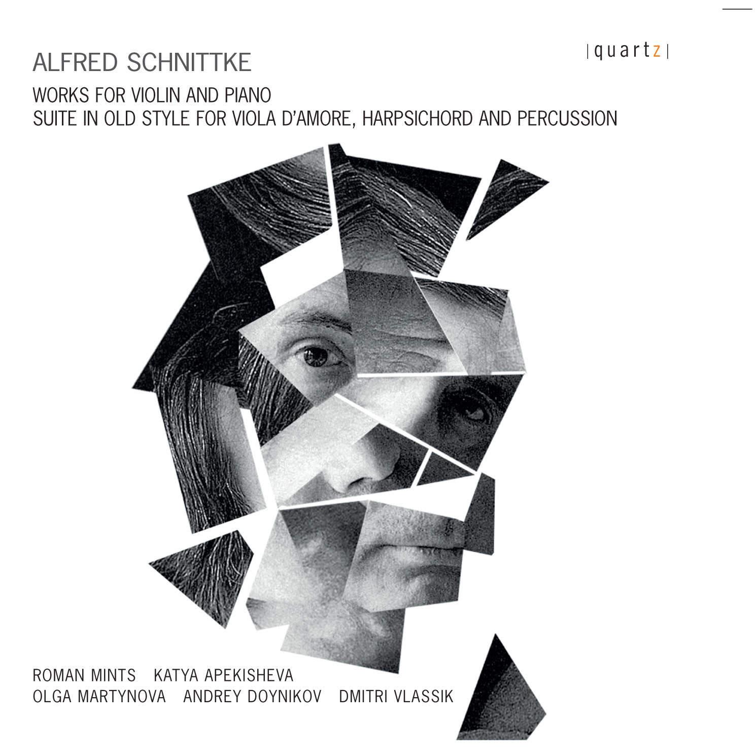 Roman Mints (violin) & Katya Apekisheva (piano)