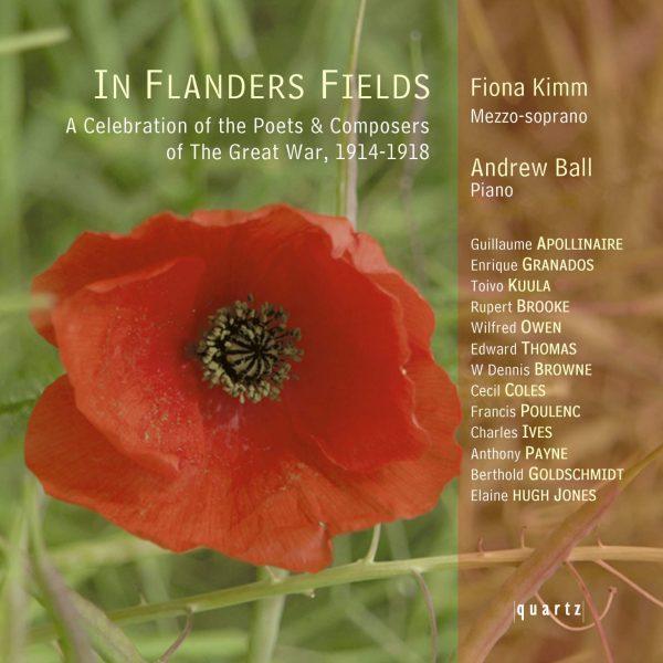 Fiona Kimm (mezzo-soprano) and Andrew Ball (piano)