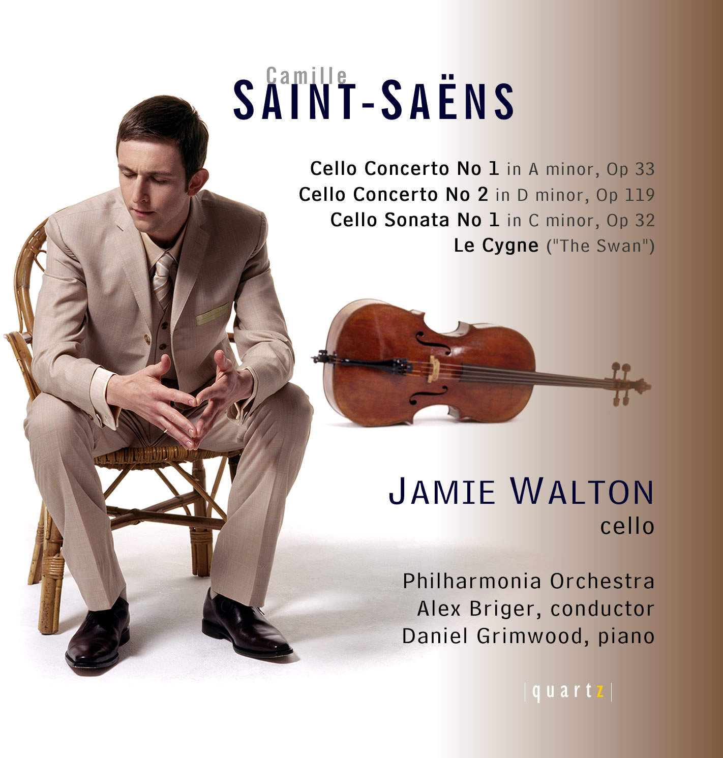 Jamie Walton (cello)