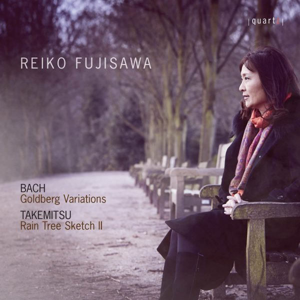 Bach: Goldberg Variations | Takemitsu: Rain Tree Sketch II